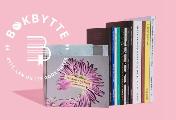 Bokbytte – Bytt, lån og les gode bøker