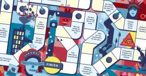 Jule-Chatter for Gyldendal Undervisning