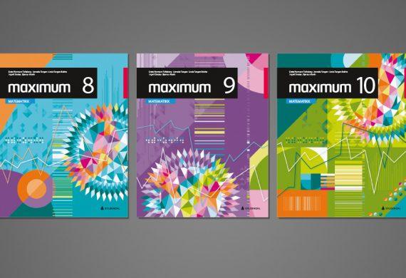 Maximum bokomslag for Gyldendal Undervisning